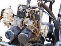 двигатель Para-плоскости Стоковая Фотография RF