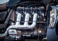 Двигатель Roadster Rocket III триумфа Стоковое Изображение