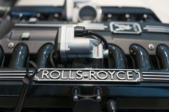 Двигатель Rolls Royce стоковые фотографии rf