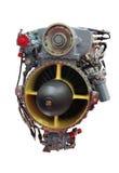 двигатель turbo двигателя Стоковое Изображение