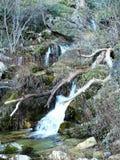 Двигатели реки мира в Сьерре de Alcaraz, Альбасете стоковое изображение