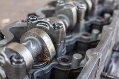 Двигатель внутрь Стоковое Изображение