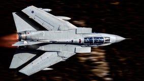 Двигатель военного самолета стоковая фотография rf