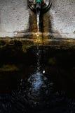 Двигатель воды от источника Стоковые Изображения RF