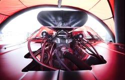 Двигатель гонки Стоковое Изображение