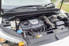 Двигатель 2017 ДУШИ KIA Стоковые Фото