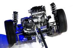 Двигатель корабля Стоковая Фотография RF