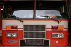 Двигатель на пожарном депо Стоковое Изображение