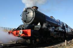 Двигатель поезда пара Стоковое Изображение RF