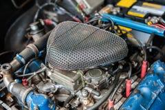 Двигатель старого автомобиля Стоковое Изображение RF