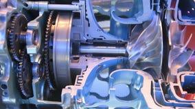 Двигатель сток-видео