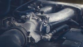 Двигатель ar ¡ Ð, взгляд детали Стоковая Фотография