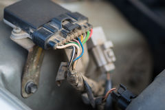 Двигатель ar ¡ Ð, взгляд детали Стоковая Фотография RF
