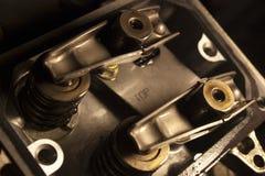 Двигатель Internals Стоковое Изображение RF