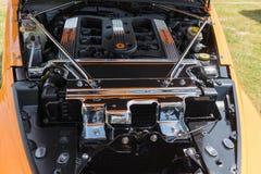 Двигатель Prowler Плимута на дисплее стоковые фотографии rf