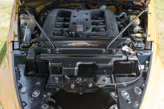 Двигатель Prowler Плимута на дисплее стоковая фотография