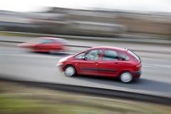 двигать автомобиля стоковое фото rf