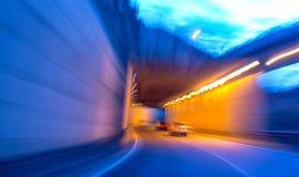 Двигать автомобиля Стоковые Фото