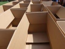 двигать коробок Стоковые Изображения