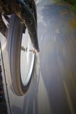 двигать bike Стоковые Фотографии RF