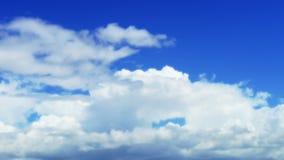 Двигать Cloudscape сток-видео