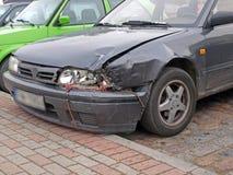 движение аварии Стоковое Изображение RF