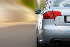движение автомобиля Стоковая Фотография RF