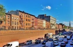 Движение Бруклина стоковые изображения