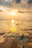 Движение волны Стоковые Фото