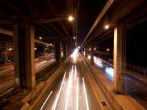 Движение в городе Стоковое Изображение RF