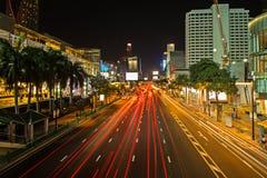 Движение в Таиланде Стоковое Изображение RF