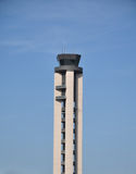 движение диспетчерской вышки воздуха Стоковое фото RF