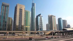 Движение Дубай, Объединенные эмираты акции видеоматериалы