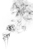 Движение замораживания дыма Стоковое Фото