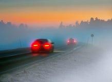 Движение зимы Стоковые Фото