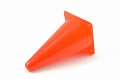 движение красного цвета конуса Стоковые Изображения RF