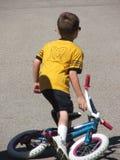 движение мальчика Стоковое Изображение RF