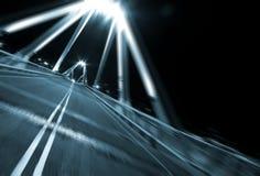 движение моста быстрое Стоковые Изображения