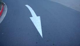 движение направлений Стоковые Фотографии RF