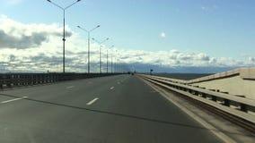 Движение на шоссе