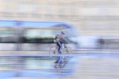 Движение нерезкости Стоковая Фотография RF