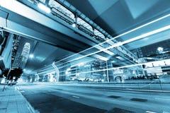 движение ночи Стоковое Изображение RF