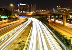 движение ночи Стоковое Фото