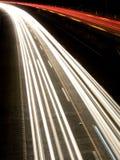 движение светов Стоковое Изображение RF