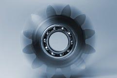 движение шестерни подшипника Стоковые Фотографии RF