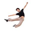 движение 12 скачек Стоковая Фотография