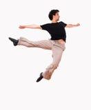 движение 3 скачек Стоковые Фотографии RF