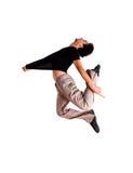 движение 6 скачек Стоковые Фотографии RF