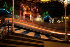 движение carousel Стоковые Фотографии RF
