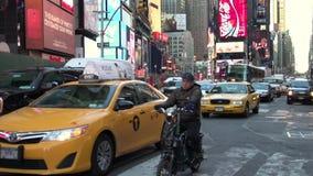 Движение NYC (6 из 11) акции видеоматериалы